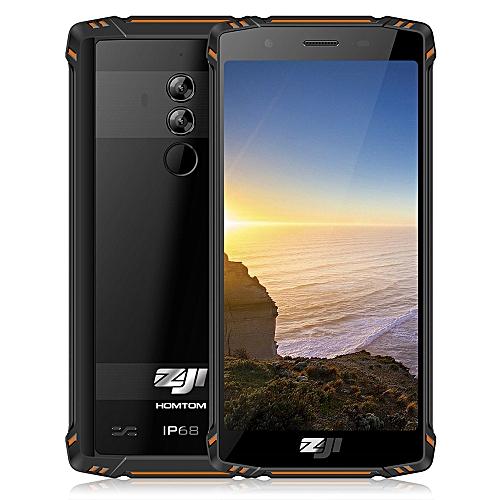 Z9 4G 5.7 inch Helio P23 Octa Core 6GB RAM 64GB ROM -ORANGE