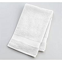 Sholder Size towel- White