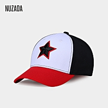 a44381a396d Embroidered Baseball Cap For Men And Women Peaked Cap Sports Cotton Hip Hop  Cap Black