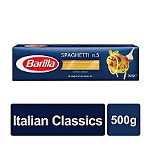 Spaghetti n.5 - High Quality Pasta - 500g