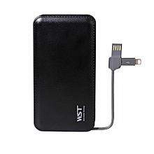 Power Bank 12000 MAH (Black)