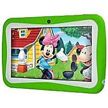 Kids Tablet- 7.0 inch - Android 5.1 Kids Tablet - Quad Core 1.3GHz - 512MB RAM 8GB ROM - WiFi Bluetooth - Green.