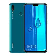 "Y9 (2019) - 6.5"" - 64+4GB - 16MP+2MP -  4G Dual SIM – Blue."