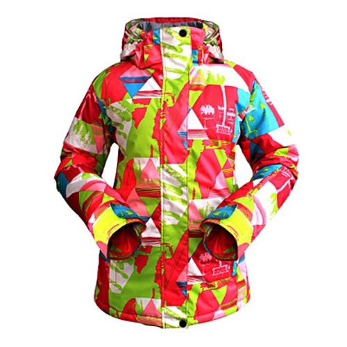 b74bb1410 Women's Outdoor Sports Ski Suit Overall Warm Winter Outdoor Sport Jacket  red XXL