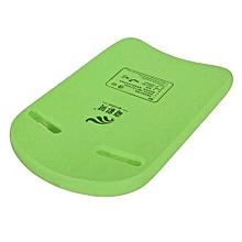 Swimming Swim Safty Pool Training Aid Training Kickboard Float Board Adults Kids Green-