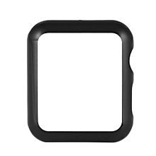Clear Protect Case for Apple Watch Series 3 with Screen Protective Case Cover