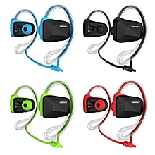 Bluetooth headphone, Universal Bsport 4 Color Professional Waterfroof Bluetooth Wireless Sports Stereo Waterproof Headsets Headphones Earphone(Red)