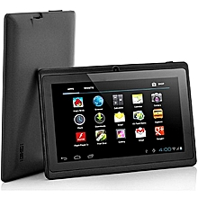 "Q75S - 7"" - 8GB - 512MB RAM - 2MP Camera -WiFi- Black"