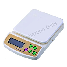 Quality HE House Digital Kitchen Scale
