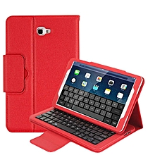 "100% new Protective Shell Bluetooth Keyboard For Samsung Galaxy Tab A A6 10.1"" 2016 SM T580 T585 Wireless"