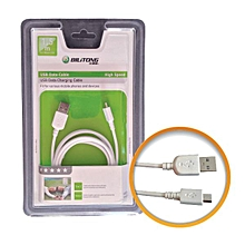 Usb cable - White