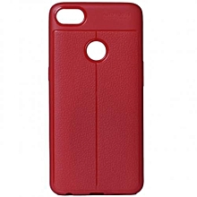 X606 Hot 6 Phone Back Cover - Red