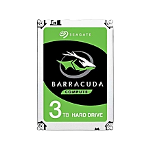 "BarraCuda ST3000DM008 3TB 7200 RPM 64MB Cache SATA 6.0Gb/s 3.5"" Hard Drive Bare Drive"