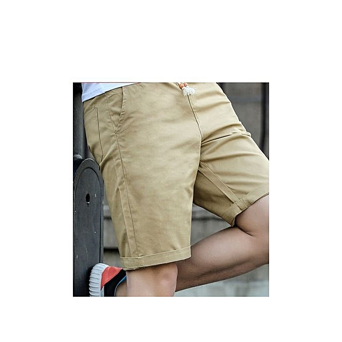 e93b746fcc09 Shorts Men Summer Fashion Mens Shorts Casual Sport Cotton Slim Bermuda  Masculina Beach Shorts Joggers Trousers