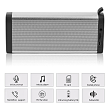 Metal Wireless Bluetooth V3.0 Speaker Theater Party Speaker 3.5MM Speaker