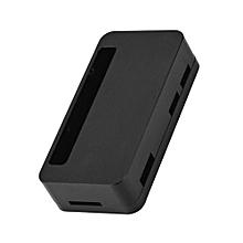 Ultra Thin Aluminium Alloy Case Enclosure Box Cover For Raspberry Pi Zero Zero W(black)