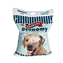 Economy Pre-Cooked Dog Food, 20Kg