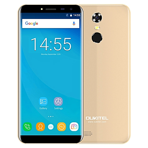 C8 3G Phablet 5.5 inch Android 7.0 2GB RAM 16GB ROM-GOLDEN