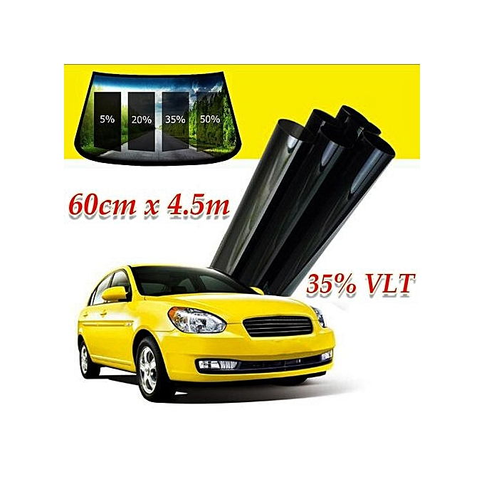 Mkbrother Uncut Roll Window Tint Film 35/% VLT 30 in x 100 Ft Feet Car Home Office Glasss