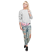 bluerdream-Fashion Sports Hiking Running Belt Waist Bag Pouch Zipper Fanny Pack-Pink
