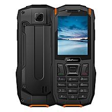 ARMOR MINI MTK6261D 2.4 Inch Screen IP68 Waterproof Dustproof Dropproof Dual SIM Mobile Bar Phone with Camera FM Bluetooth Orange