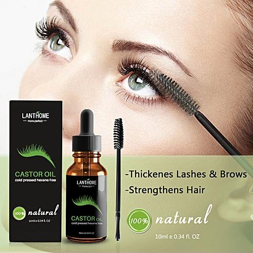 93e7e3a537a Generic Eyelash Growth Essential Oil Treatments Eye Lash Enhancer Longer  Thicker Prevent Skin Aging Organic Essential Oil TSLM1(10ml)
