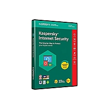 Kaspersky Internet Security Multi-device 1+1 User 2017