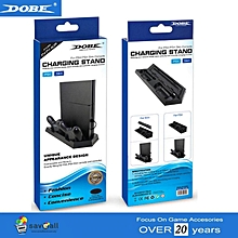 PS4 DOBE CHARGING STAND (PS4 /PS4 SLIM) (TP4-891) BDZ