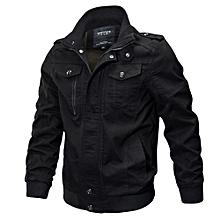 huskspo Men's Clothing Jacket Coat Military Clothing Tactical Outwear Breathable Coat