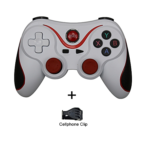 T3/X3 Game Controller For PS3 Joystick Wireless Bluetooth 3 0 Android  Gamepad Gaming Remote Control For PC Phone Tablet DNSHOP