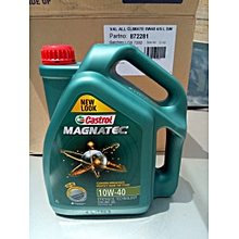 10W-40 Synthetic Technology Engine Oil