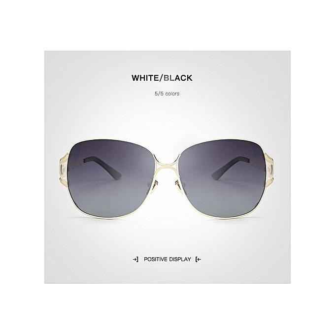 Generic Refined Female Polarized Sunglasses Women Luxury Alloy Frame  Eyewear Retro Lady Oculos De Sol With Case   Best Price   Jumia Kenya 49bdc3a3c5