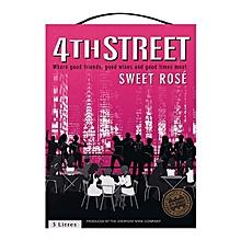 Sweet Rose Wine - 5L