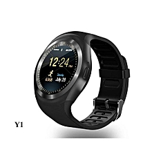 Hybrid Smart Sport Watch Support Nano SIM & Memory Card for Men and Women. light n very imbusive