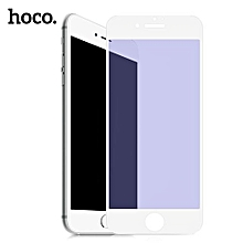 HOCO 9H Flexible PET Tempered Glass Film Anti-blue Light Screen Protector For IPhone 7