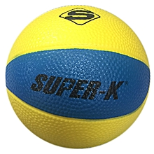 SUPER-K Foam Basketball High Elastic Toy Ball Children Early Learning Basketball Toy