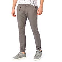 Grey Fashionable Trousers