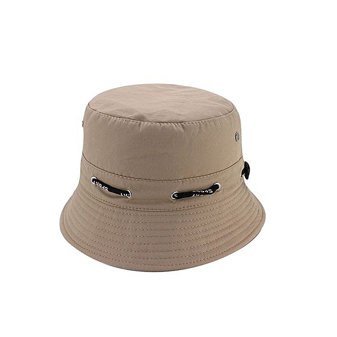 a814d16f01d Eissely Unisex Bucket Boonie Hat Hunting Fishing Outdoor Cap Summer ...