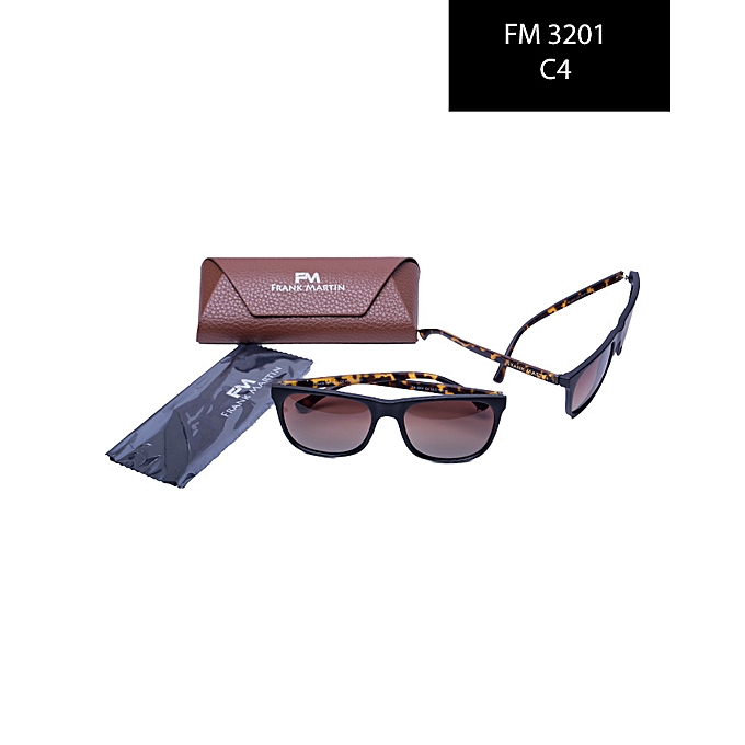 b07adbde2d5 FRANK MARTIN Polarized Sunglasses FM3201-C4   Best Price