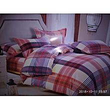 1 Duvet  +2 Pillow cases +1 Bed sheet
