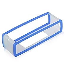 Travel Box Silicone Carry Case Bag for BOSE SoundLink Mini Bluetooth Speaker -Blue