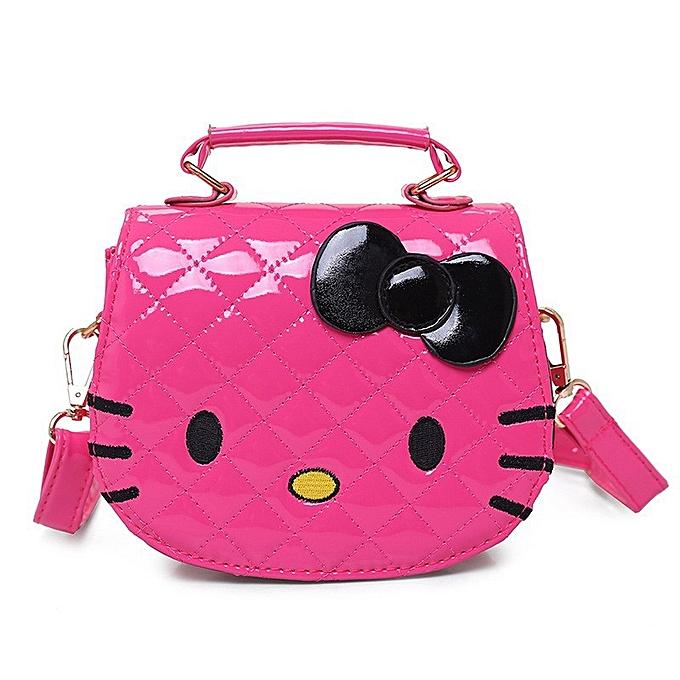Generic Hello kitty bag Korean Kawaii sling bag handbag Shoulder ... b8bf7412b2