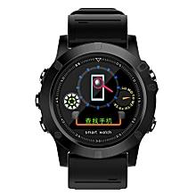 Bakeey L11 1.22 inch IPS Heart Rate Blood Pressure Sport Data Record IP68 Outdoor Smart Watch