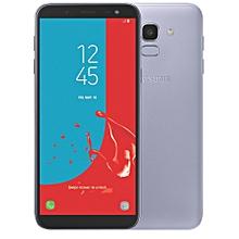 """Galaxy J6  5.6"""" ,3GB+32GB ROM),13MP + 8MP Dual SIM 4G - Lavender"""
