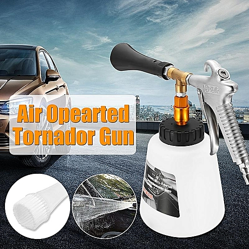 Water Gun & Snow Foam Lance Back To Search Resultsautomobiles & Motorcycles New Fashion Tornado Car Washer Air Pulse High Pressure Water Gun Deep Cleaning Care Tool New