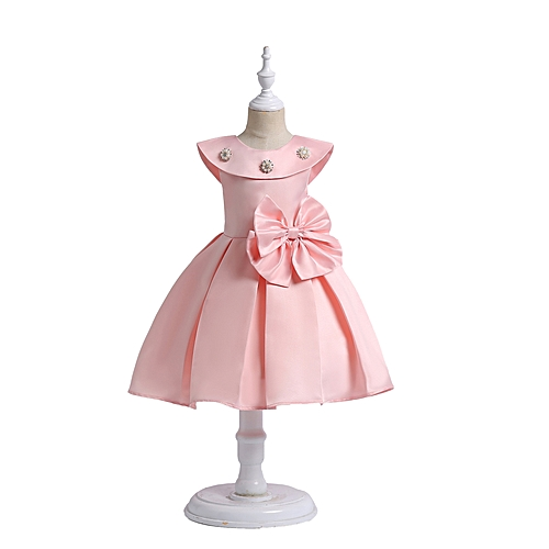 1d4db6d8172e Fashion Summer Infant Baby Girls Mesh Formal Sleeveless Birthday ...