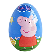 Kids Gift Education Plastic Clever Egg Toy-1