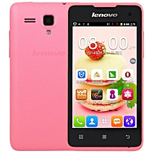 """A396 4.0"""" Cell Phone Android 2.3 Quad Core - Pink+Free UK Plug"""