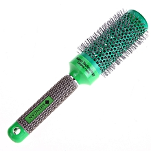 Hot Diameter Round Carding Hair Styling Brush Brush Curler-AS Shown