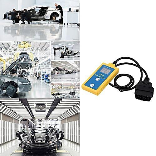AC808 Memo SRS Airbag Reset Tool Diagnostic Scanner Code Reader For BMW